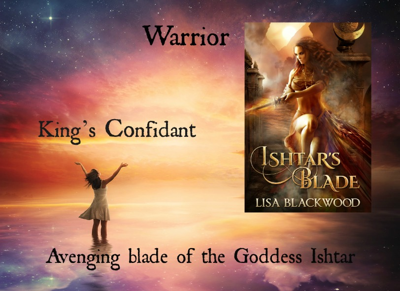 Ishtar's Blade is a Bestseller  – Blackwood's Forest